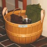 Custom Half Bushel Storage Basket