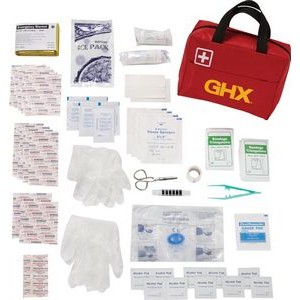 83 Pc Sport First Aid Kit