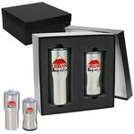 Custom Urban Peak Gift Set (20oz/3-in-1 Insulator)