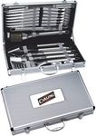 Custom 24 Pc. Deluxe BBQ Set