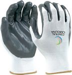 Custom Seamless Knit Glove - White
