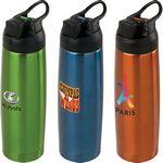 Custom 16 oz Energy Water Bottle