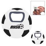 Custom Soccer Ball Bottle Opener