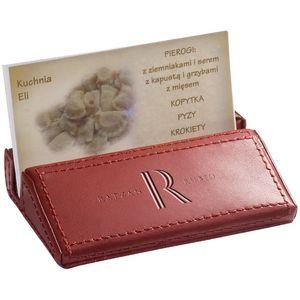 Soho Desk Business Card Holder