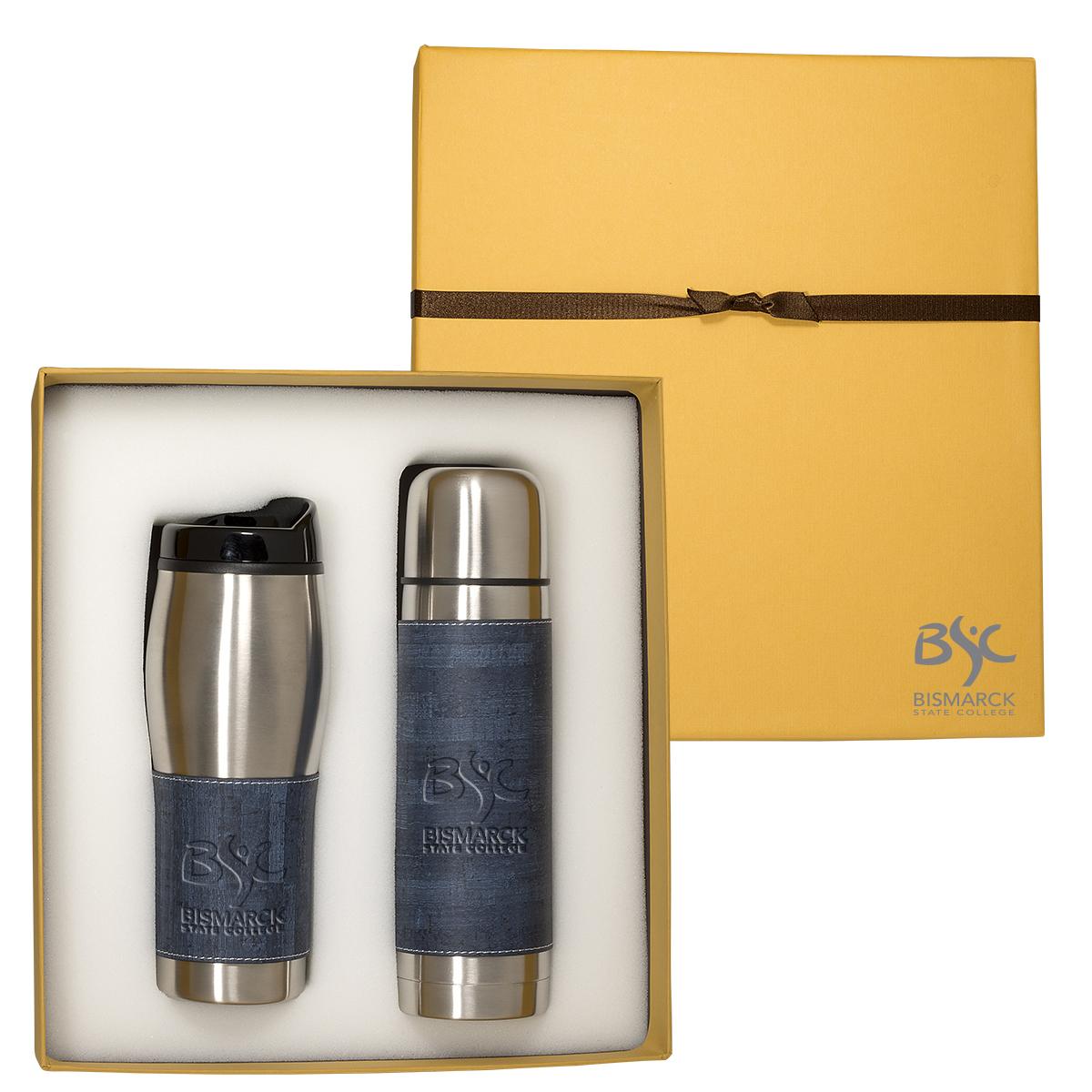 Casablanca™ Thermos & Tumblers Gift Set