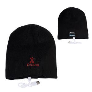 Bluetooth Knit Beanie