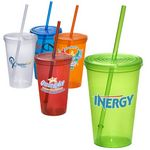 Custom Super Value 20 Oz. Sipper Tumbler