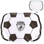 Custom GameTime! Soccer Ball Drawstring Backpack