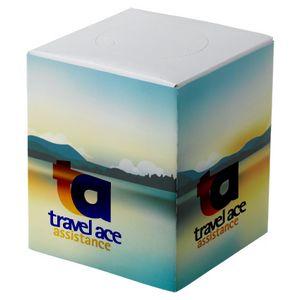 Custom Printed Tissue Box