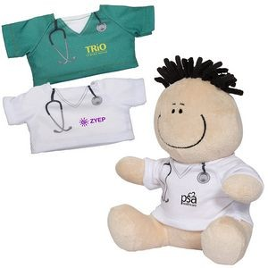 "7"" Doctor or Nurse MopToppers® Plush Toy"