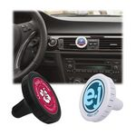 Custom Round Auto Vent Freshener