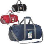 Custom 600D Budget Duffel Bag