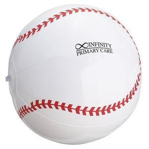 "Baseball Beach Ball (14"")"