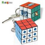 Custom Custom Micro Rubik's Cube Key Holder
