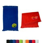 Custom Velour Sport Towel - Dark Colors (11