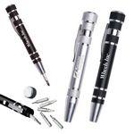 Custom Aluminum Pen-Style Tool Kit