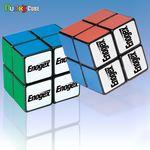 Custom Rubik's 4 Panel Mini Custom Cube