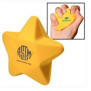 Star Super Squish Stress Reliever