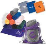 Custom Blanket-Bag Combo