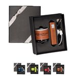 Custom Tuscany Power Bank & Bluetooth Speaker Gift Set