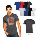 Custom Next Level Premium Fitted Adult T-Shirt
