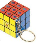 Custom Micro Rubik's Cube Key Holder