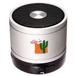 Custom Bluetooth Cylinder Mini Speaker