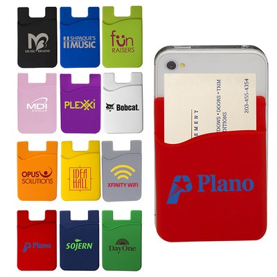Econo Silicone Cell Phone Pocket