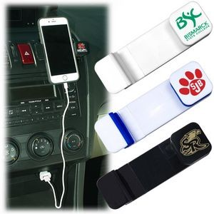 Clip-On Auto Phone Holder