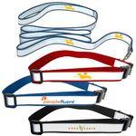 Custom SourceAbroad Reflective Dog Collar & Leash Set