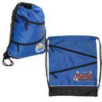 Custom Dual-Zipper String-A-Sling Backpack