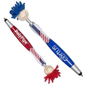 Patriotic MopToppers® Pen