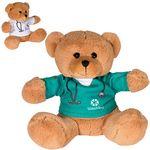 Custom 7'' Doctor or Nurse Plush Bear