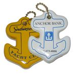 Custom Anchor Key Float Key Chain