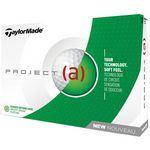 Custom TaylorMade Project a Golf Ball