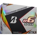 Custom Bridgestone e6 Soft Golf Balls