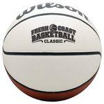 Custom Wilson Full Size Autograph Basketball