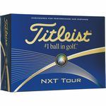 Custom Titleist NXT Tour Golf Balls (Factory Direct)