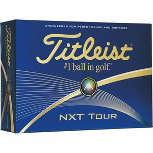 Titleist NXT Tour Golf Balls (Factory Direct)