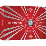 Custom Callaway Chrome Soft Golf Balls (Factory Direct)