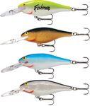 Custom Rapala Shad Rap Fishing Lure - 2 3/4