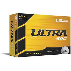Wilson Ultra 500 Golf Ball (Factory Direct)