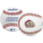 Custom Rawlings Official League Leather Baseball