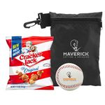 Custom The Ball Game - Baseball w/Cracker Jacks in Bag