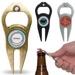 Custom Hat Trick 6 in 1 Divot Tool