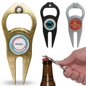 Hat Trick 6 in 1 Divot Tool