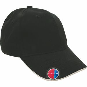 Golf Hat w/Ball Marker