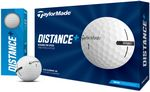 Custom TaylorMade Distance + Golf Ball