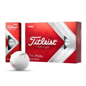 Titleist DT TruSoft Golf Balls (Factory Direct)