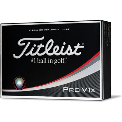 Titleist Pro V1x Golf Balls (Factory Direct)